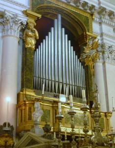 Organo Serassi