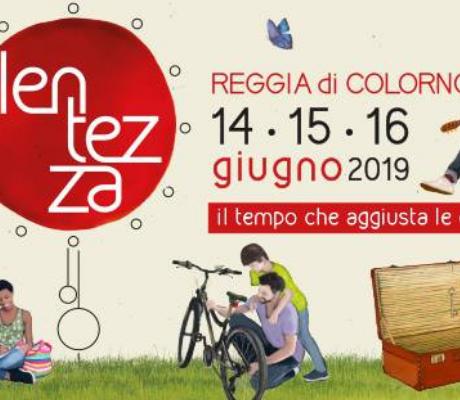 FESTIVAL DELLA LENTEZZA 2019